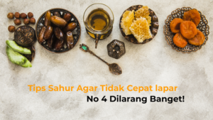 tips sahur